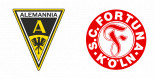 Alemannia Aachen vs. Fortuna Köln